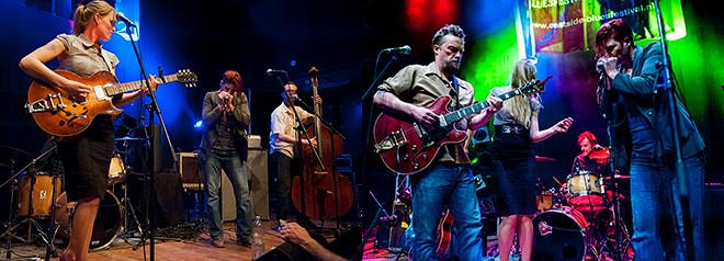 EastSide Bluesfestival Bradley Circus