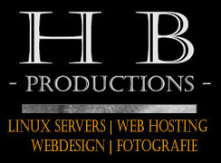 Website HB - productions